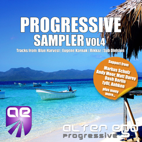 Vintage & Morelli Pres. Sub Division - Pandora (Alter Ego Progressive)