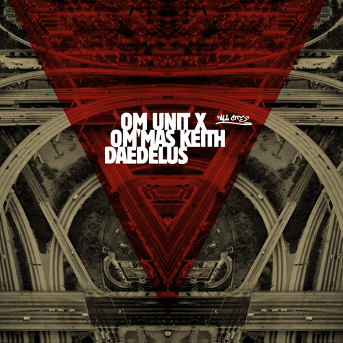 Om Unit x  Daedelus x Om'mas Keith - LA Refixes (ACLA10x7xR) Out June 11