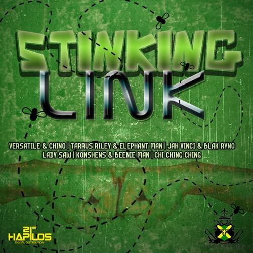 Stinking Link riddim mix by AeroSoul