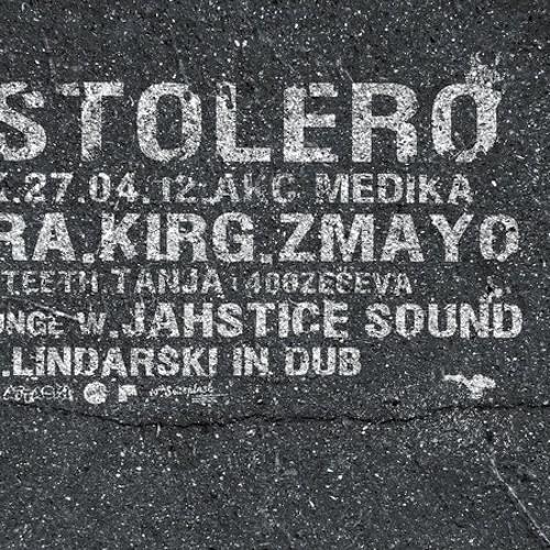 Zmayo - live dj set - Pistolero, klub Attack, AKC Medika - 27-04-2012