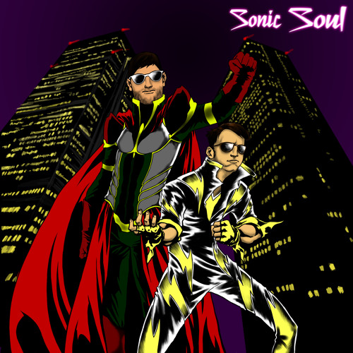 Sonic Soul - Thats the Feeling (You Give To Me)