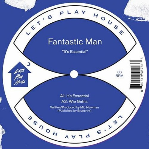It's Essential EP - [Let's Play House]