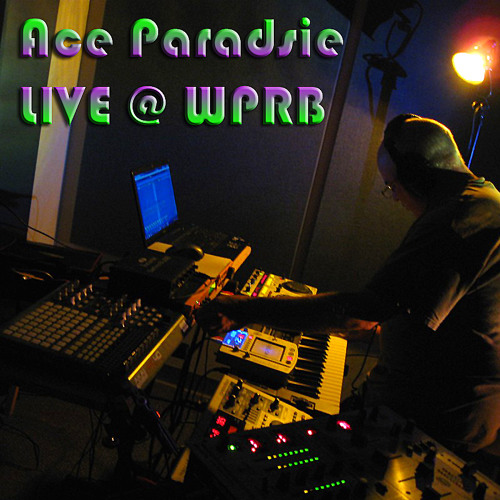 """Ace Paradise - Love Miracle_528Hz """" Live """" on 103.3_WPRB_05-19-12_FREE - DL"""