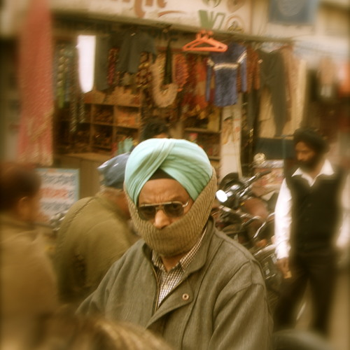 The Invisible Man from India