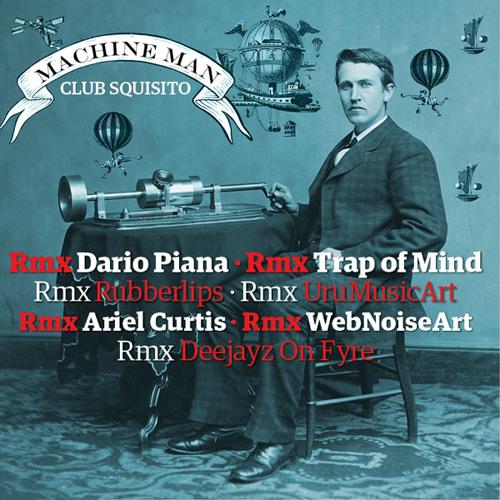Club Squisito - Machine Man (Original version)