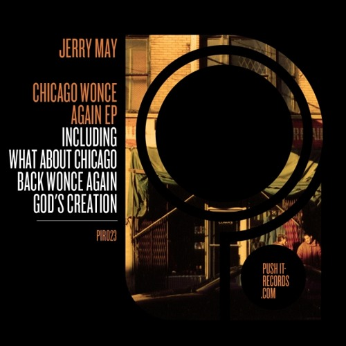 PIR023 Jerry May - Gods Creation (Original Mix)