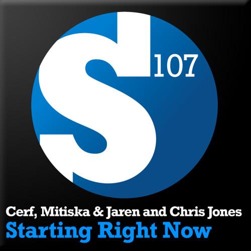Cerf, Mitiska & Jaren and Chris Jones - Starting Right Now (Maison & Dragen Remix) PREVIEW