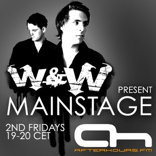 "W&W support ""Dreamscape"" on Mainstage #60 / A State Of Sundays #041"