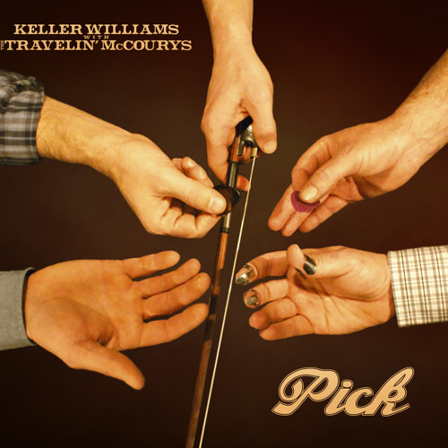 "Bumper Sticker - Keller w/ The Travelin' McCourys from the Album ""Pick"""