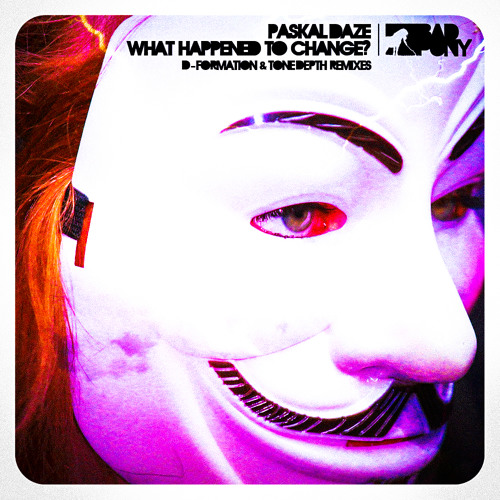Paskal Daze - What Happened To Change (D-Formation RMX) OUT NOW!!