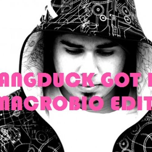 Bangduck Got It (Macrobio Edit) - Afrojack Vs Agger Dimas