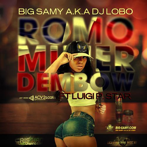 Big samy aka Dj Lobo Ft Luigy P. Star - Romo Mujere y Dembow - Club Edit (wWw.Big-Samy.Com)