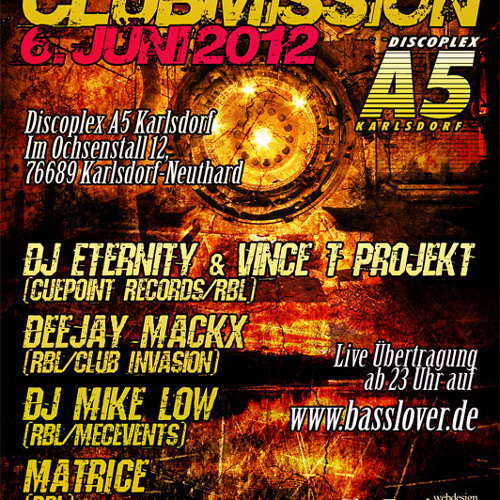 Basslover - Clubmission-06.06.12