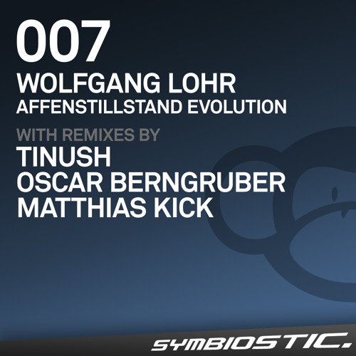 Wolfgang Lohr - Affenstillstand Evolution (Original Mix) / Symbiostic 007 (snippet)
