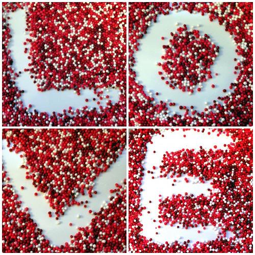 Heart Shape Means I Love You (Sample)