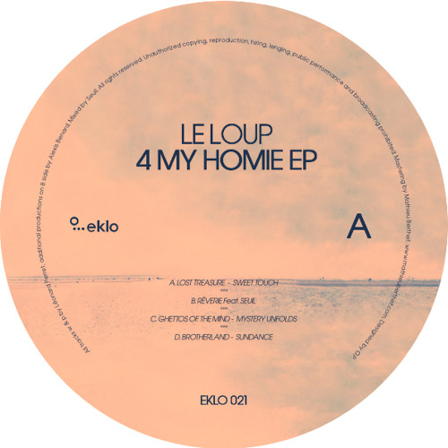 eklo 021 - A2 Sweet Touch (Preview)