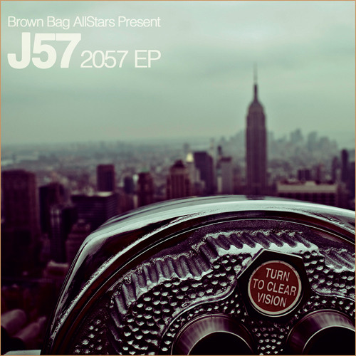 J57 - 2057 EP - 02 Half Zombie feat. Silent Knight, Emilio Lopez, Koncept & DJ Emoh Betta