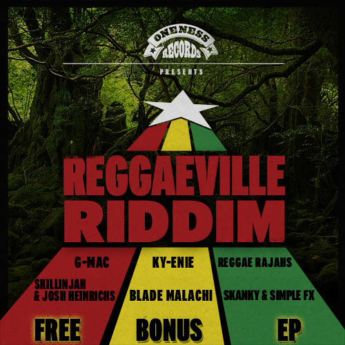 06. Reggae Rajahs - Make Up Your Mind [Reggaeville Riddim - Free Bonus EP - Download]