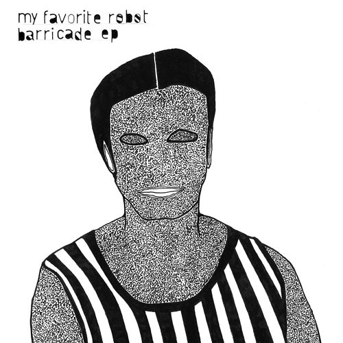 lad006 - My Favorite Robot - Barricade - Life & Death