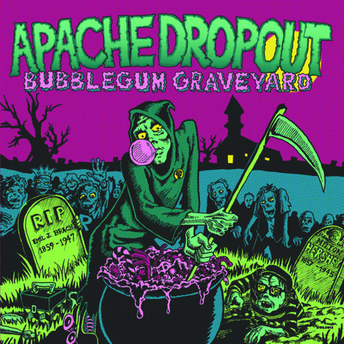 Apache Dropout - Candy Bar