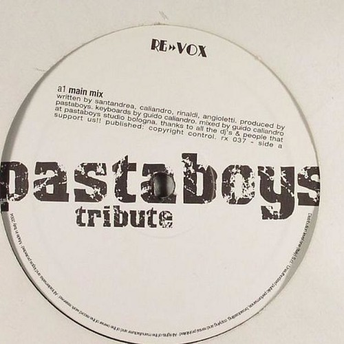 Download Pastaboys - Tribute (Original Mix)