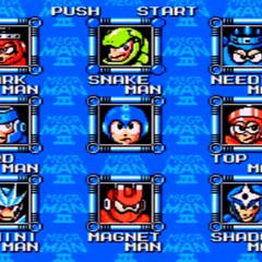 Mega Man 3 - Spark Man