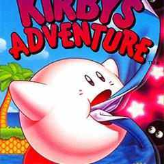 Kirby's Adventure - Grape Garden