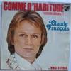 Comme D'habitude (My Way) - Claude Francois cover