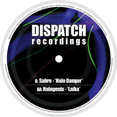 Halogenix - Laika - Dispatch 58 AA (CLIP) - OUT NOW
