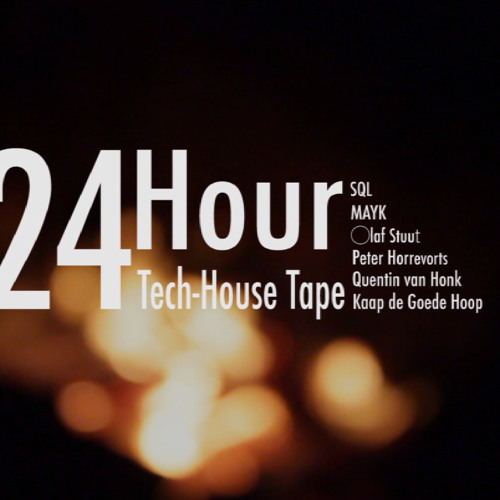 24Hour Tech-House Tape [Free Download]