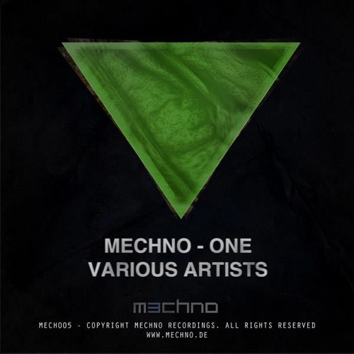 MECH005 - Philipp Kipphan - The Horse - Mechno Music