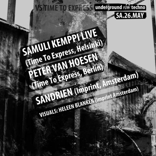 Sandrien - Imprint Mei 2012 Podcast