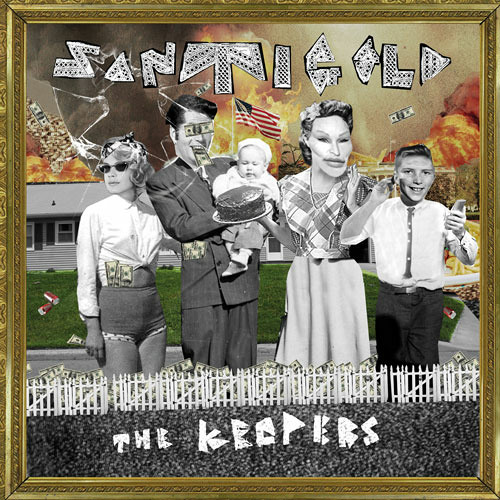 Santigold - The Keepers (Voyeur Remix)