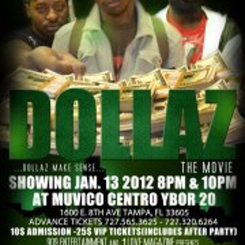 We on go frm the cast of DOLLAZ