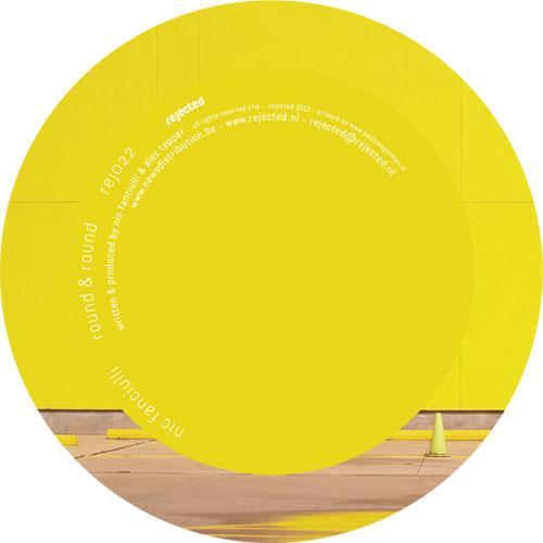 Nic Fanciulli – Round & Round (Original) (REJ022)