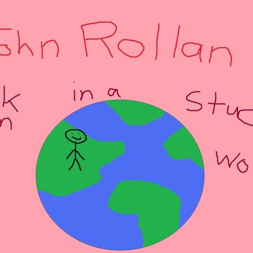 Stick Man In A Stuck World