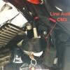 Honda VTX1300 motorcycle CM3-transmission