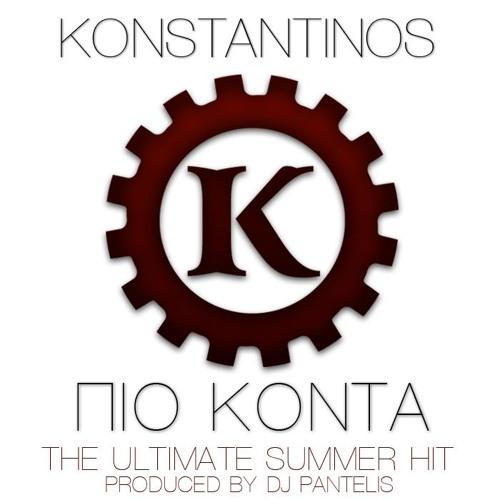 KONSTANTINOS - PIO KONTA (DJ PANTELIS RADIO MIX)