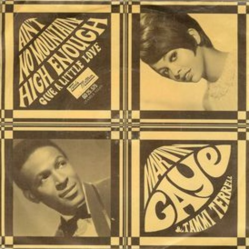 Marvin Gaye & Tammi Terrell- Ain't no mountain Reverend P Edit
