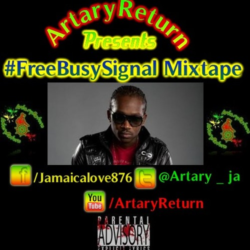 #FreeBusySignal Mixtape - ArtaryReturn - June 2012