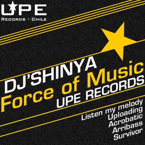 00001 DJ SHINYA - Force Of Music (UPE)