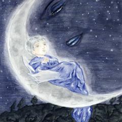 Hijo de la luna New Age