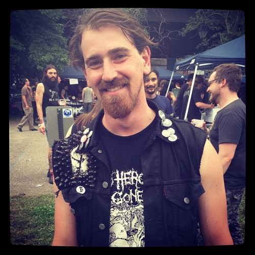 Jack from New York City: Maryland Deathfest Portrait