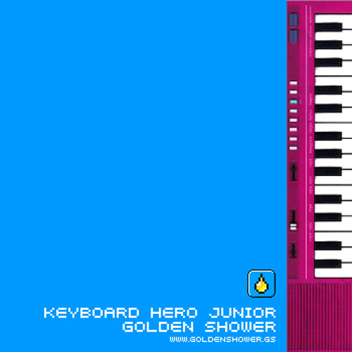Golden Shower: Keyboard Hero Junior