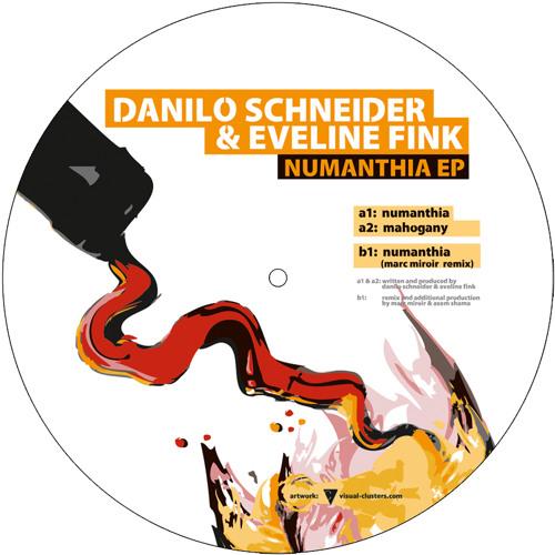 "Danilo Schneider & Eveline Fink  / ""Numanthia"" SNIPPET PREVIEW!"
