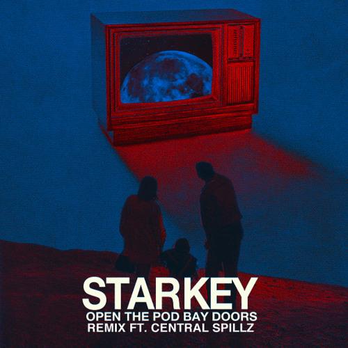 Starkey feat Central Spillz - Open The Pod Bay Doors - 1Xtra Radio Rip