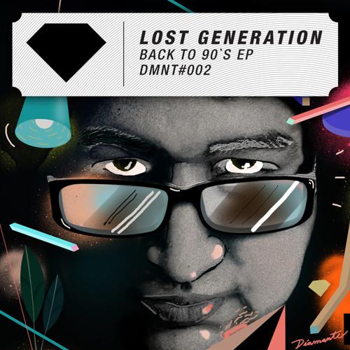 Lost Generation - Slow Time (CDBL Remix) //  [DMNT#002]