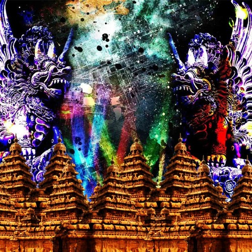 Desert Dwellers - Temple Dragon (Future Simple Project Remix)