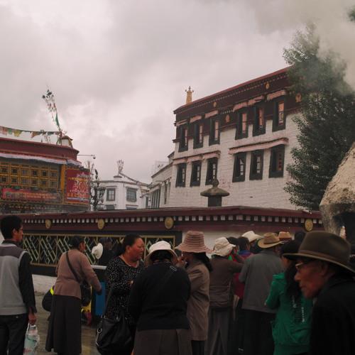 Tibet Lhasa Street Soundscape