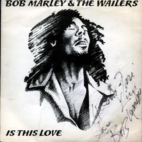 Bob Marley- Is This Love (TwiggaPlz! Remix)